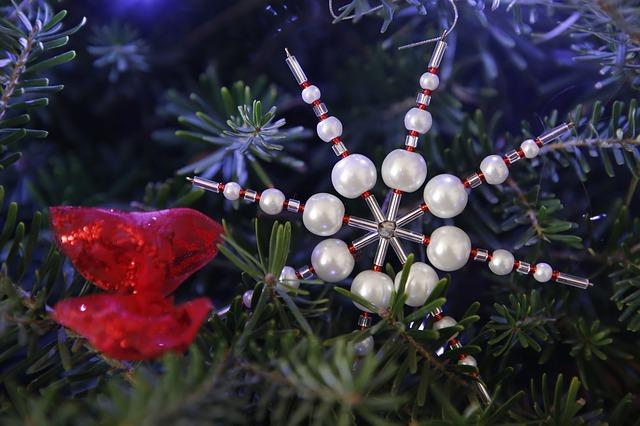 vánoční ornament