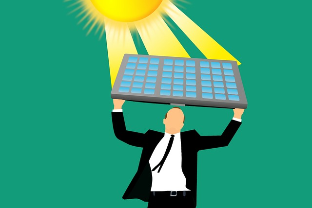 solární deska