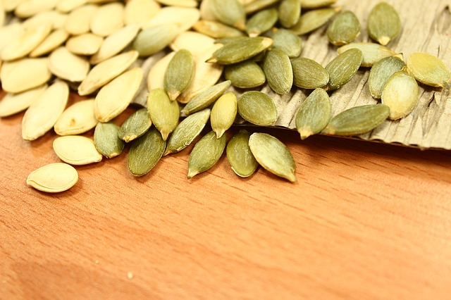 dýňová semena