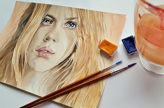 obraz blondýny