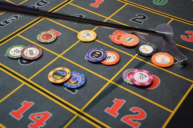 sázka v pokeru